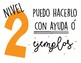 Levels of Understanding - Niveles de comprensión (Spanish)