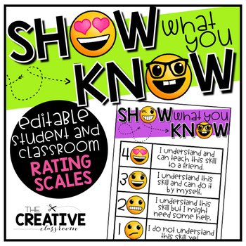 Levels of Understanding Rating Scales