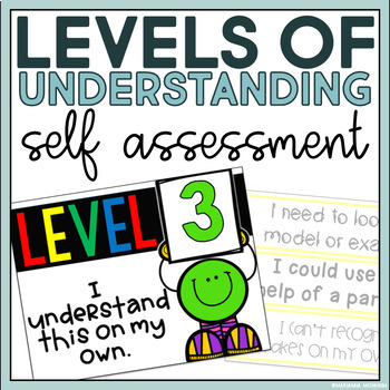 Levels of Understanding: Marzano Scale