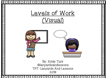 Levels of Work (Visual)