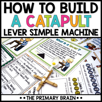 Lever Simple Machine - How to Build a Catapult
