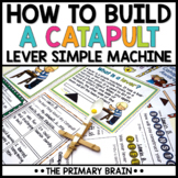 Lever Simple Machine | How to Build a Catapult | Distance Learning