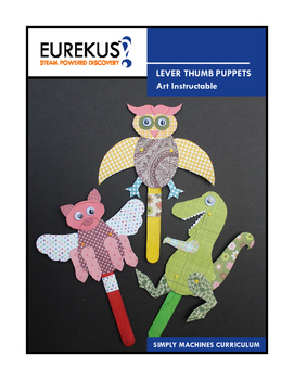 STEAM - Lever Thumb Puppets Instructable