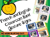 Number Talks - Parlons des nombres -French and English Posters