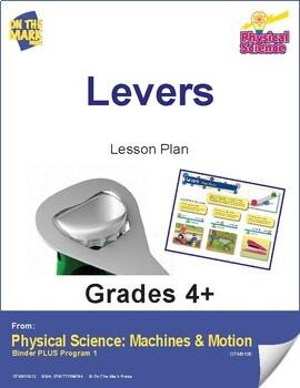 Levers Lesson Plan