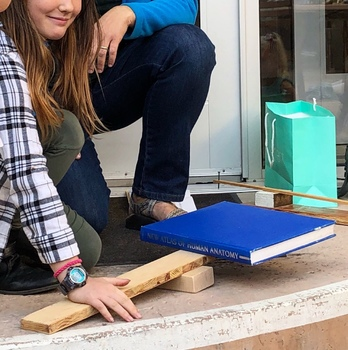 Levers: Simple Machines, Hands-On Engineering for Kids