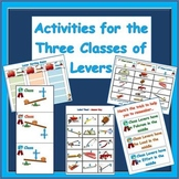 Simple Machines: Levers - Sorting Activities for the Three Classes of Levers