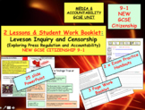 Leveson Inquiry and Press Regulation GCSE CITIZENSHIP 9-1