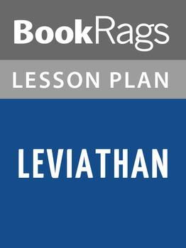 Leviathan Lesson Plans