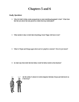 Leviathan Study Guide Questions Chapters 1 - 8