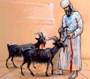 Leviticus - Acharei Mot