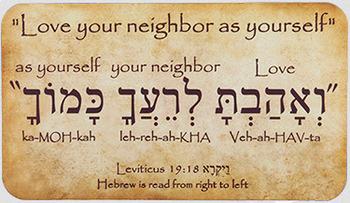 Leviticus - Kodoshim