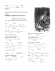 "Lewis Carroll's ""Jabberwocky"" poem Activities with Mad Lib & Paired Passages"