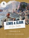 Lewis & Clark--A New Frontier