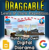 Lewis & Clark Expedition - Digital Draggable Diorama