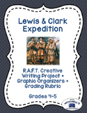 Lewis and Clark Expedition  RAFT Creative Writing Project