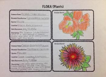Lewis & Clark Flora Discoveries