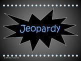 Lewis & Clark Jeopardy