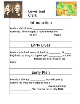 Lewis & Clark Pebble Go