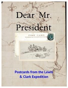 Lewis & Clark Postcards
