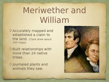 Lewis & Clark PowerPoint