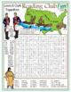 Lewis & Clark United States Expedition - Two Page Activity