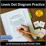 Lewis Dot Diagram Practice