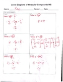 Lewis Dot Structure WS