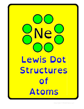 Lewis Dot Structures - 2 Worksheet 3 Skill Level Versions of Each 16 Pages