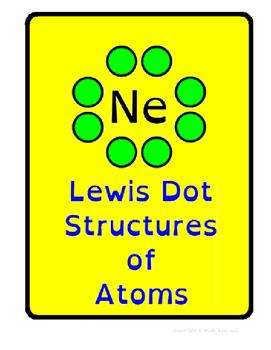 Lewis Dot Structures - 2 Worksheet 3 Skill Level Versions