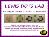 Lewis Dots Inquiry Lab: Intro to Chemical Bonds