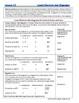 Lewis Electron Dot Diagrams -  Guided Study Notes & Practi