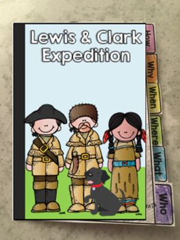 Guided Social Studies: Lewis and Clark 5W's and How