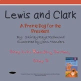 Lewis and Clark, A Prairie Dog for the President Vocabular