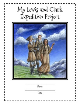 Lewis and Clark Adventure Project