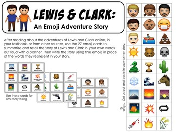 Lewis and Clark - America Expands West: Reading Passages and Activities for