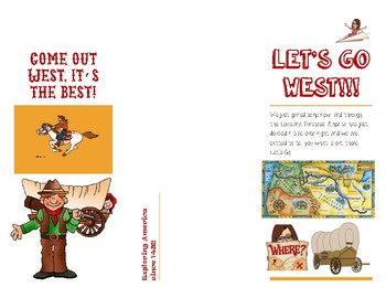 Lewis and Clark Brochure Example
