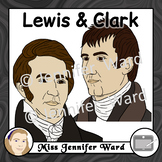 Lewis and Clark Clipart