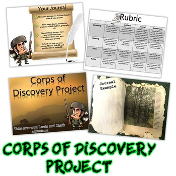 Lewis and Clark - Corps of Discovery Project