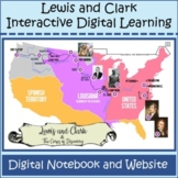 Lewis and Clark Distance Learning -- Digital Interactive N