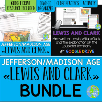 Lewis and Clark Expedition BUNDLE