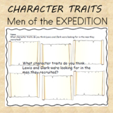 Lewis and Clark Expedition Character Traits