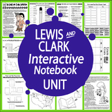 Lewis and Clark Interactive Notebook Unit