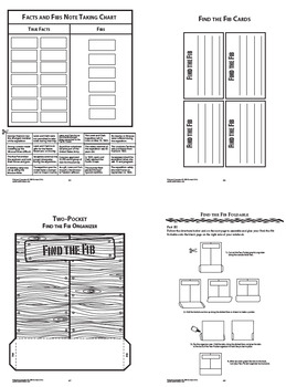 Lewis and Clark Expedition Interactive Notebook Unit