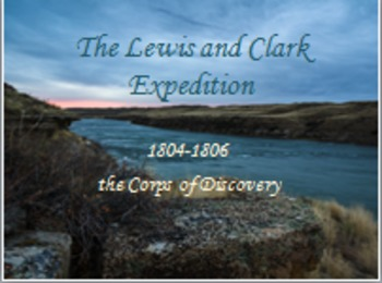 Lewis and Clark Expedition to the West
