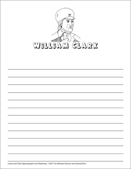 Lewis and Clark FREEBIE! Agamographs and Stationery—Ready-to-go Templates