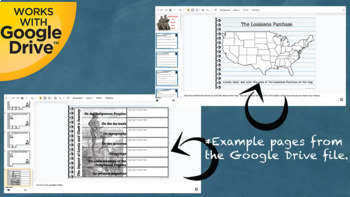 Lewis and Clark US History Unit Distance Learning