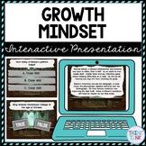 Growth Mindset Interactive Google Slides™ Presentation | D