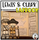 Lewis and Clark Lap Book