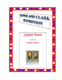 Lewis and Clark Lesson Packet
